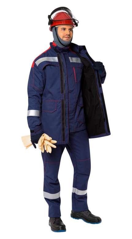 Куртка-накидка ЭЛЕКТРА К-32 ПРО мужская