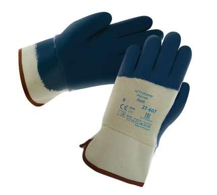 Перчатки ANSELL ACTIVARMR 27-607