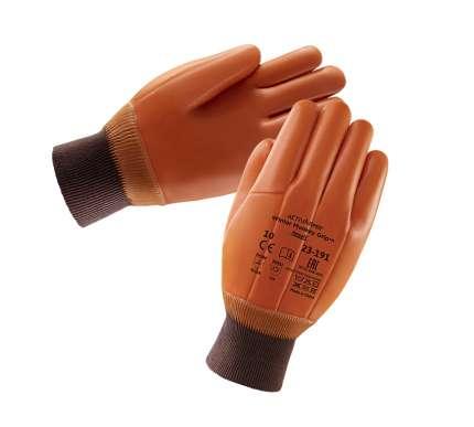 Перчатки ANSELL ACTIVARMR WINTER MONKEY GRIP 23-191