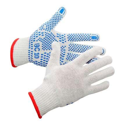 Перчатки ВС 10 трикотажные (10 кл.в.)