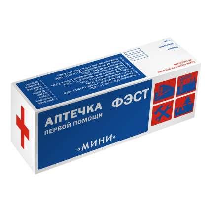 Аптечка ФЭСТ индивидуальная АРТ 1077