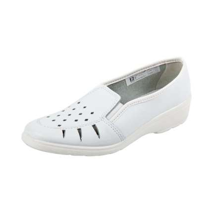 Туфли женские с перфорацией 0501
