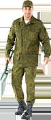 , Одежда в стиле «милитари»
